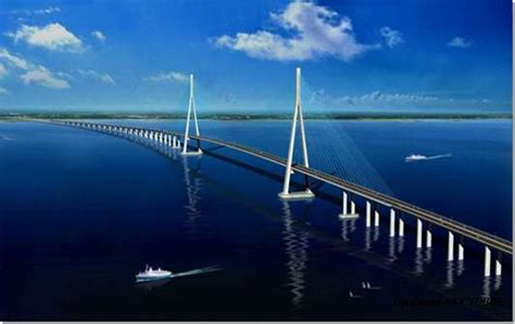 qingdao haiwan bridge qingdao haiwan bridge