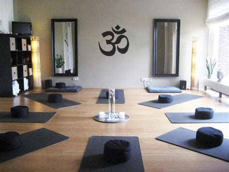 yoga home decor large om symbol yoga decal for living room dorm by