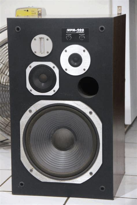 Speaker Jbl Bekas audio2nd vintage dan langka pioneer hpm 900 sold