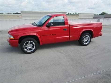 dodge dakota 2 door purchase used 2002 dodge dakota sport standard cab
