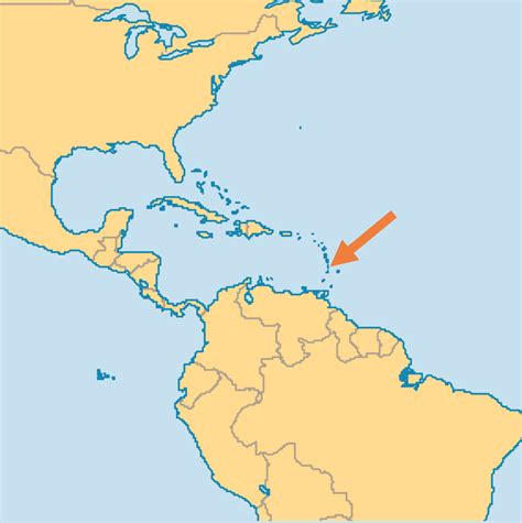 lucia location on world map st lucia operation world