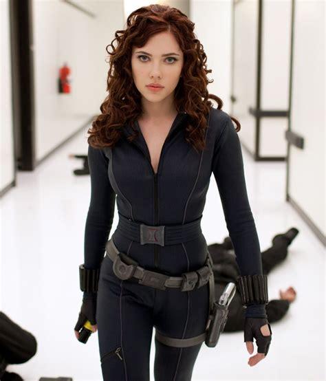 film marvel scarlett johansson sexy scarlett johansson as black widow in the avengers hd