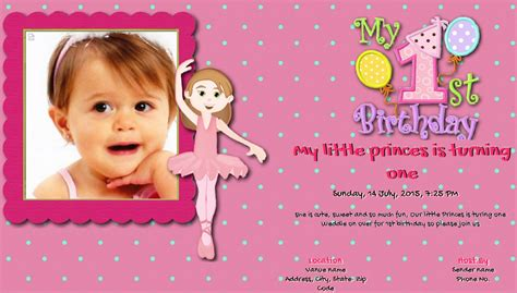 1st Birthday Invitation Card Template In Marathi by Birthday Designs S On 1st Invitation Card In Marathi
