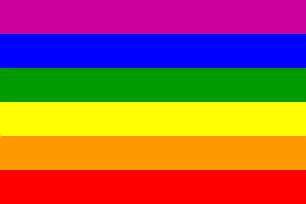 pride flag colors pride rainbow flag