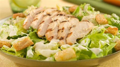 chicken salad grilled chicken caesar salad wish bone 174