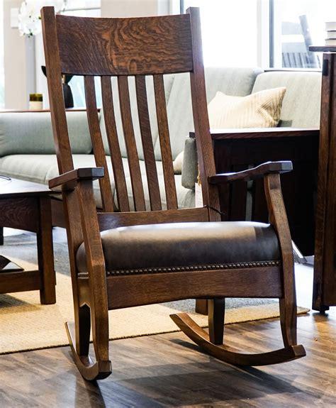 mission  stock amish furniture