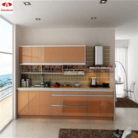 Modern Kitchen Cabinets For Sale by Modern Stainless Steel Display Kitchen Cabinets With