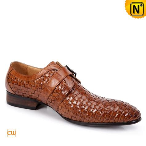 mens handmade italian leather dress shoes cw761188