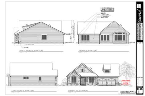 The Godfrey House Plan Houseplans Package House Blueprints Home Floor Plan