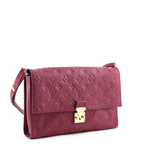 louis vuitton jaipur monogram empreinte fascinante bag