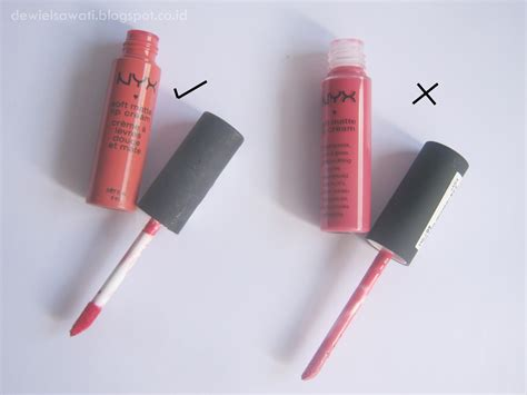 Lipstik Produk Nyx 7 ciri produk abal abal nyx yang semakin mirip dengan nyx