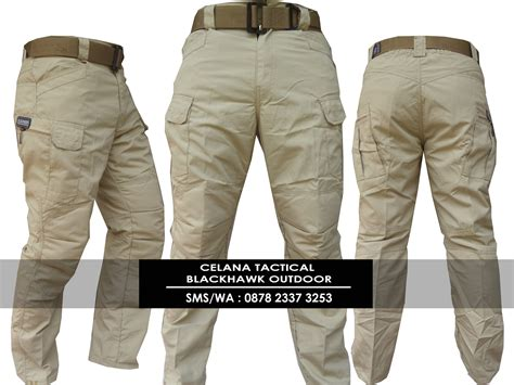 Nama Bahan Celana Outdoor jual celana tactical blackhawk outdoor 100 bahan ripstop ichfa collection bandung