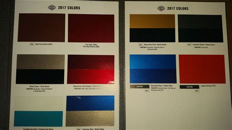 paint colors harley davidson 2008 harley davidson colors autos post
