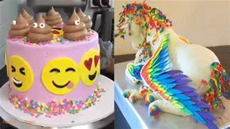how to decorate a birthday cake at home top 20 amazing birthday cake decorating ideas oddly s