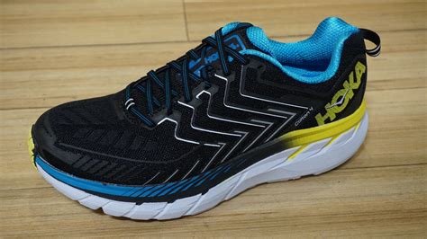 hoka one one clifton 4 look running warehouse