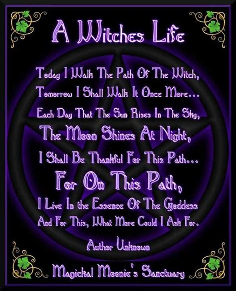 witches life eclectic witch witch quotes pagan witch