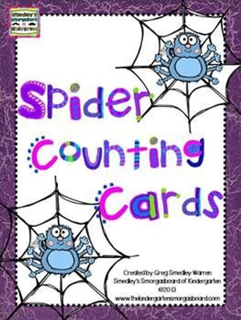I Found A Gift Card Can I Use It - spider spider webs and common core standards on pinterest