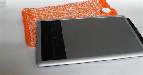Handmade Tablet Covers - handmade by haniyyah wacom bamboo tablet cover