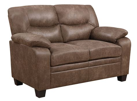 printed fabric sofas u880028 mocha printed fabric loveseat by global furniture