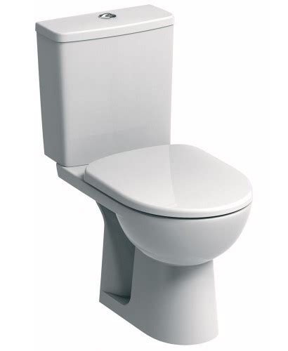 raised outlet bathtub twyford e100 square standard close coupled toilet