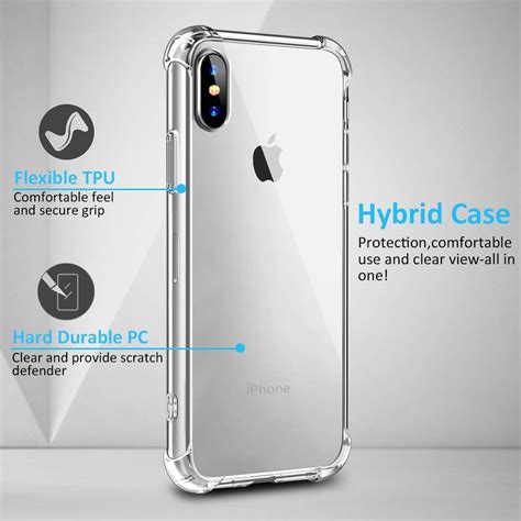 wholesale iphone xs max clear transparent clear