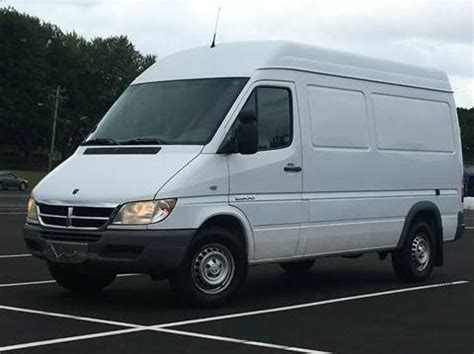 2006 dodge sprinter cargo for sale carsforsale