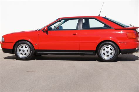 Audi Coupe 20v by Audi Coupe Quattro 20v 1989 Automobile Lopp Autohaus