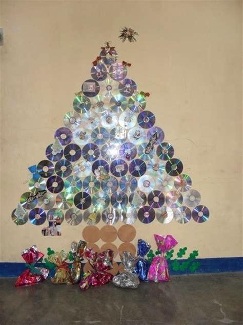 How To Make Locker Decorations At Home 21 Diy Alternative Christmas Tree Ideas For Festive Mood