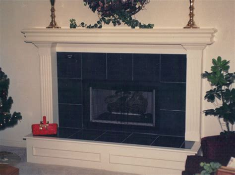 Raised Hearth Fireplace by Woodworking Tools Kansas City Details Fireplace