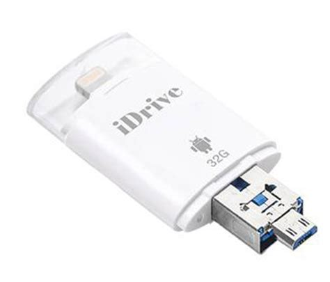 Sale Usb Otg Lightning Usb Flash Drive 16gb 1 chargers idrive ireader android iphone otg lightning micro usb usb adapter 16gb for sale