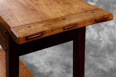 Maple Kitchen Furniture cherry amp walnut hall table lohr woodworking studio