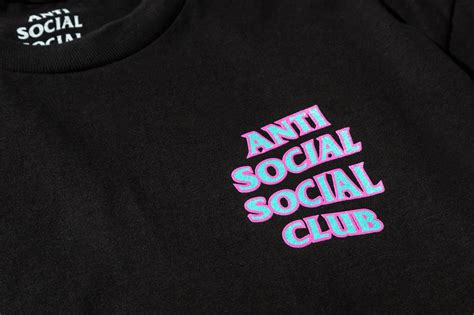 Tshirtkaos Anti Social Social Club anti social social club la pop up exclusives hypebeast