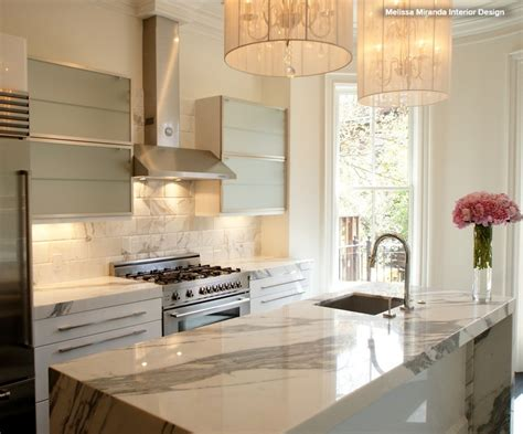 beautiful calacatta marble for interior design attractive dream spaces 12 beautiful white kitchens jackson