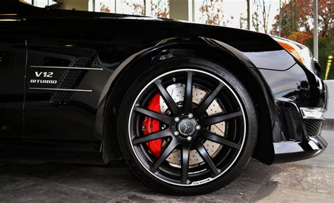 mercedes of huntington sl65 amg tire with brake caliper yelp
