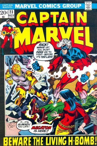 23 revision v1 captain marvel vol 1 23 marvel database fandom powered by wikia