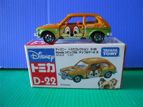 Tomica Chip And Dale dexters diecasts dexdc tomica disney d 22 chip n