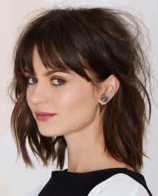 hairstyles with fullness best 20 full fringe hairstyles ideas on pinterest