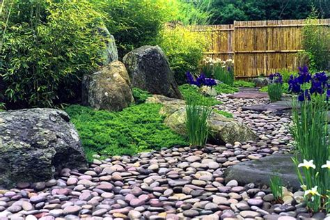 landscaping with river rock landscaping ideas with river rock creative designs and how to use these stones in landscape