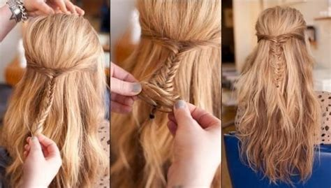 cute diy hairstyles easy cute diy hairstyles for school bouffant hairstyle