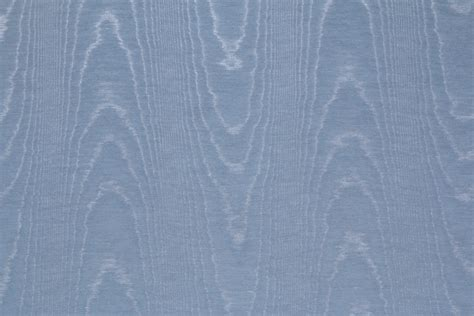 decorator drapery fabric moire taffeta decorator fabric in cornflower