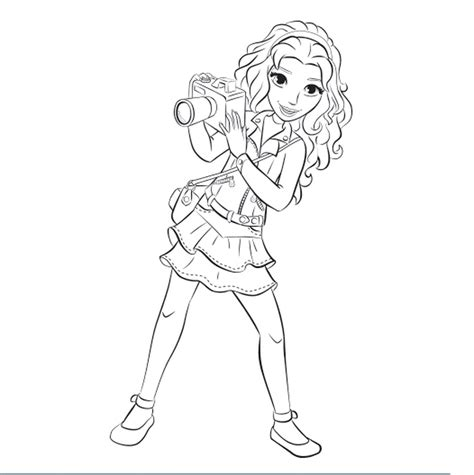 lego friends coloring pages to print free lego friends coloring pages coloring pages