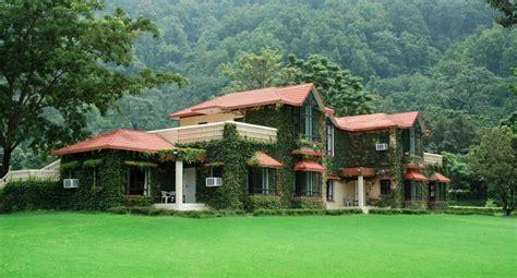 top  hotels  jim corbett national park