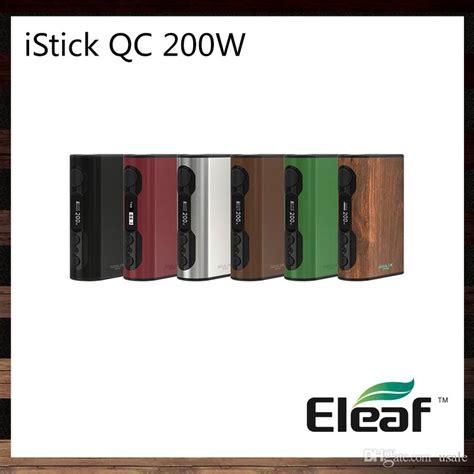 resetting eleaf battery eleaf istick qc 200w tc mod 5000mah battery power bank
