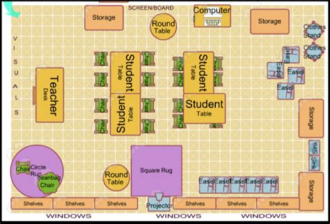 classroom floor plan maker classroom floor plan design tools thefloors co