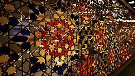 islamic pattern on glass islamic art patterns dayofdubai