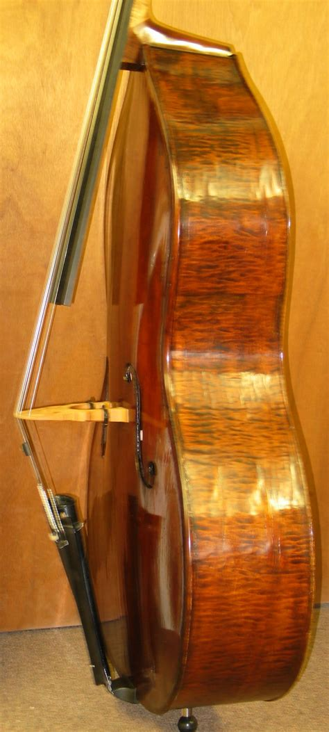 Most Comfortable Bass by Storioni Bass