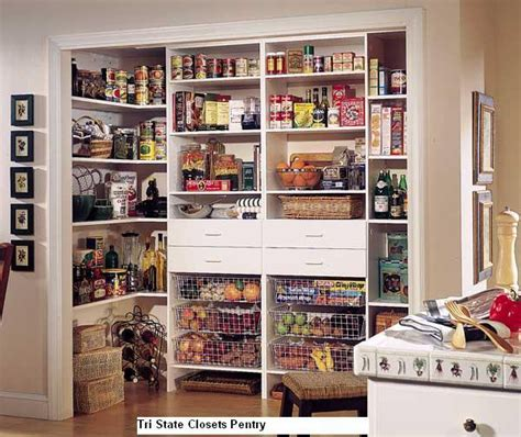 Pantry Closet Storage by Pantry Tri State Closets