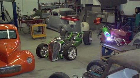 all comments on boyd coddington mike curtis gets fired at ida automotive rod scrap book rod