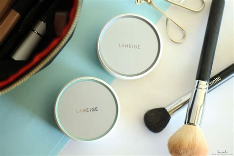 Laneige Cushion Bb laneige bb cushion whitening vs pore review