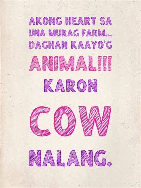 Quotes About In Bisaya by Loveee Bisaya Quotes Humors